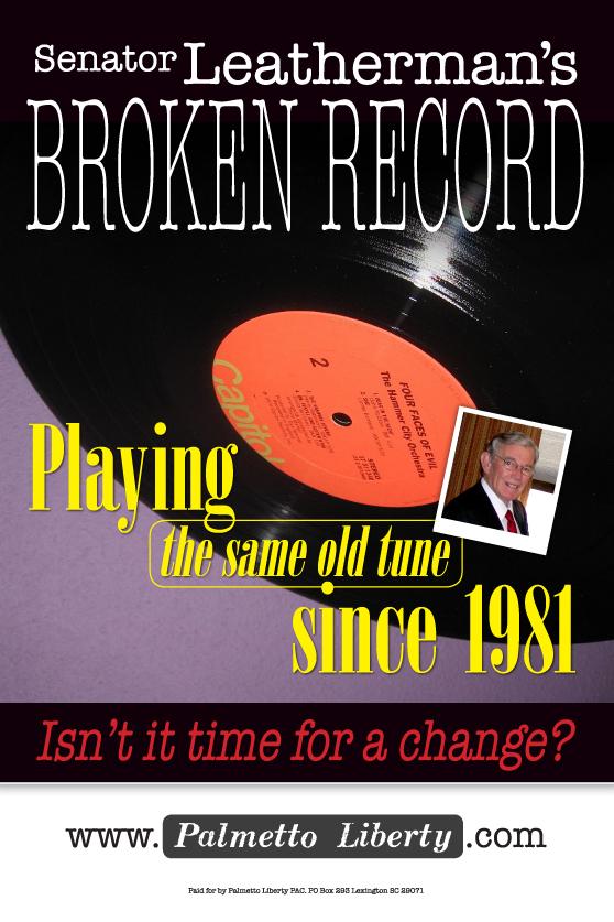 Leatherman's Broken Record